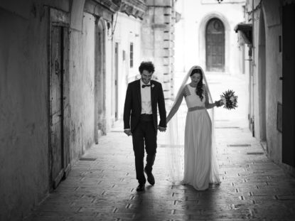 Destination Wedding in Apulia